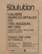 soulution flyer